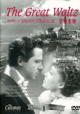 £13.11 • Buy The Great Waltz [New DVD] Subtitled, Asia - Import, Hong Kong - Import, NTSC F