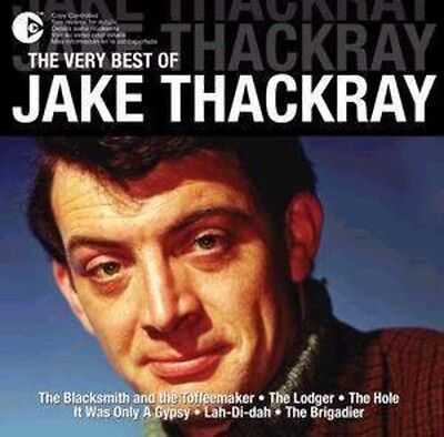 Jake Thackray - Very Best Of [New CD] • 6.50£
