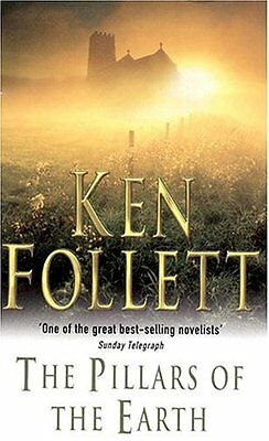 £3.10 • Buy The Pillars Of The Earth,Ken Follett