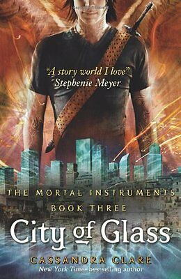 City Of Glass (The Mortal Instruments, Book 3),Cassandra Clare • 2.97£