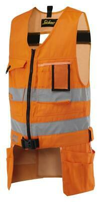 Snickers 4233 High-Vis Toolvest, Class 2 Orange • 87.10£