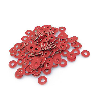 $8.15 • Buy US Stock 200pc Motherboard Insulating Fiber Washers For M3 6/32 Kadee 208 Washer