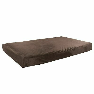 $29.99 • Buy Orthopedic Dog Bed Memory Foam And Egg Crate 37 X 24 X 4  Large