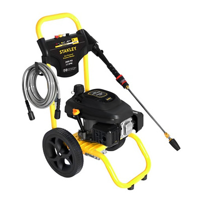 $264 • Buy Stanley 2800 PSI (Gas - Cold Water) Pressure Washer
