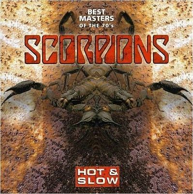 £6.77 • Buy SCORPIONS - Hot & Slow - Best Masters Of The 70´s CD