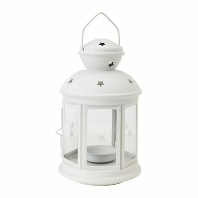 $23.99 • Buy Ikea Rotera Lantern For Tea Light Candle Indoor Outdoor 301.229.86