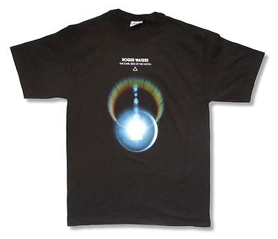 £16.53 • Buy Roger Waters Glow Ball 2007 Tour Mens Black T Shirt New Official