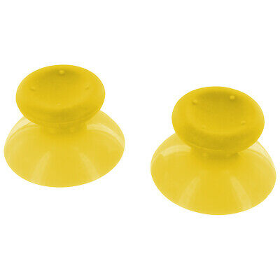 $5.77 • Buy ZedLabz Analog Thumbsticks Grip Sticks For Xbox 360 Controllers - 2 Pack Yellow
