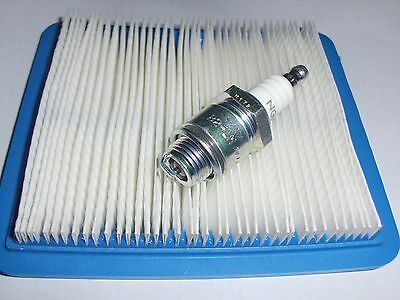 £10.99 • Buy HAYTER R53 Recycling Mower Tune Up Kit. Air Filter, Spark Plug,  Quantum Engine