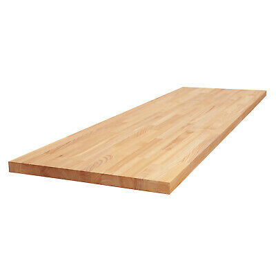 Ash Worktop - Solid Wood Worktops, Kitchen Counter And Bar Tops In Lots Of Sizes • 220£