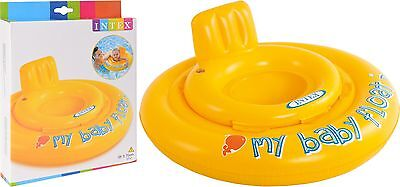 £8.99 • Buy Intex Baby Toddler Swimming Swim Seat Ring Inflatable Pool Aid Trainer Float