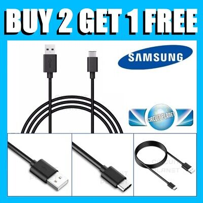 For Samsung Galaxy S8 / S8+ Plus Type C USB-C Sync Charger Charging Power Cable • 1.99£