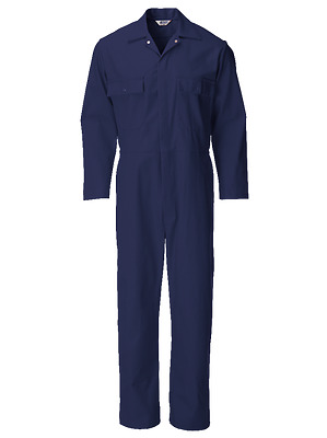 Alsico Proban Fire Resistant Overalls Choice Of Size And Colour. • 24.99£