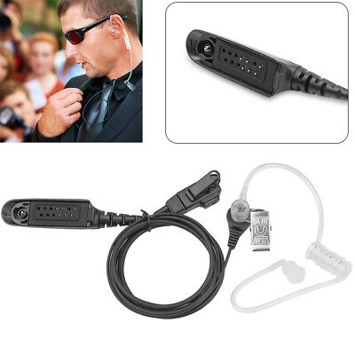 6 Pins Covert Security Earpiece Headset For Motorola Radio GP380 GP360 HT MT PTX • 5.47£