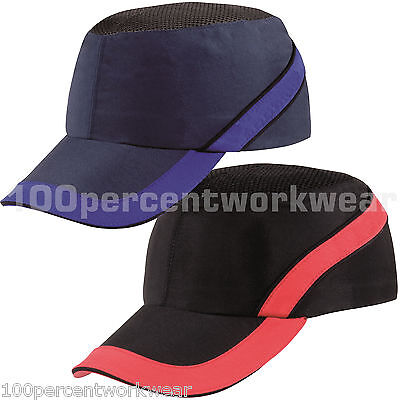 Delta Plus Venitex COLTAN Work Safety PPE Baseball Bump Cap Hat Helmet Industry • 11.95£