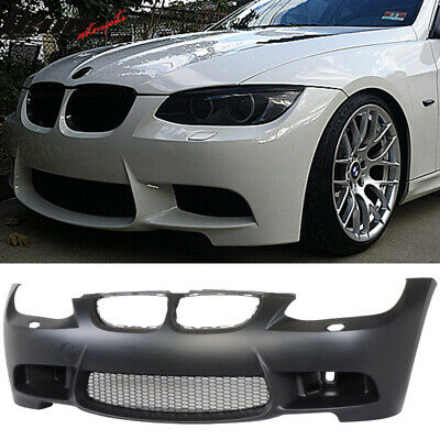 $399.99 • Buy Fits 07-10 BMW E92 E93 3 Series M3 Style Front Bumper Conversion With Air Duct