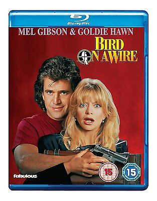 Bird On A Wire - Blu Ray NEW & SEALED - Mel Gibson, Goldie Hawn  • 6.99£