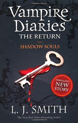 The Vampire Diaries: Shadow Souls: Book 6: 2/3,L J Smith • 2.82£