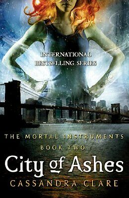 City Of Ashes (The Mortal Instruments, Book 2),Cassandra Clare • 2.81£