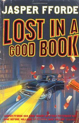 Lost In A Good Book: Thursday Next Book 2,Jasper Fforde • 3.37£