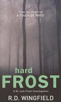 Hard Frost: (DI Jack Frost Book 4),R D Wingfield • 3.30£
