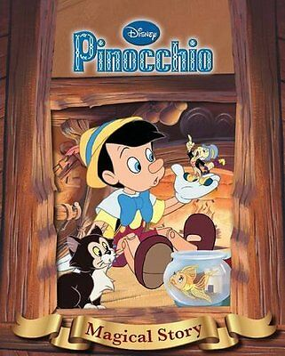 £1.89 • Buy Disney Pinnochio Magical Story With Amazing Moving Picture Cover,Disney