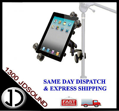 AU29 • Buy Universal IPad PRO LARGE Tablet Holder For Tripod/universal Stand