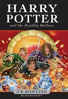 $ CDN5.28 • Buy Harry Potter And The Deathly Hallows (Book 7) [Children's Edition],J. K. Rowlin