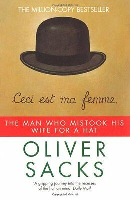 £2.04 • Buy The Man Who Mistook His Wife For A Hat (Picador),Oliver Sacks