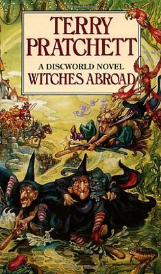 £2.03 • Buy Witches Abroad: A Discworld Novel: 12,Terry Pratchett