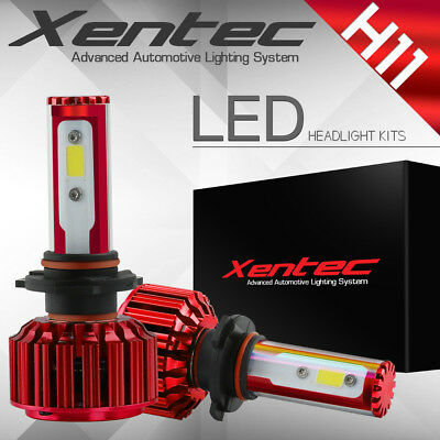 $29.99 • Buy XENTEC LED HID Headlight Conversion Kit H11 6000K For 2007-2016 Toyota Camry