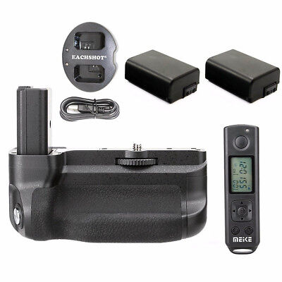 $ CDN248.09 • Buy Battery Hand Grip For Sony A6300 Camera Photo + Remote Control + 2 Batteries