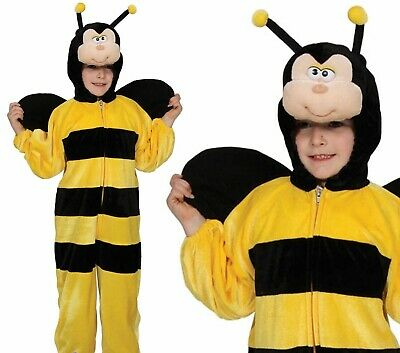 Boys Girls Bumblebee Bee Bug Book Day Week Fancy Dress Costume Outfit • 14.49£