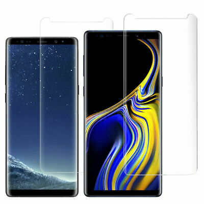 $ CDN8.22 • Buy Galaxy Note 9 / Note 8 / S10e / S9/ S9+ / S8+ Tempered Glass Screen Protector