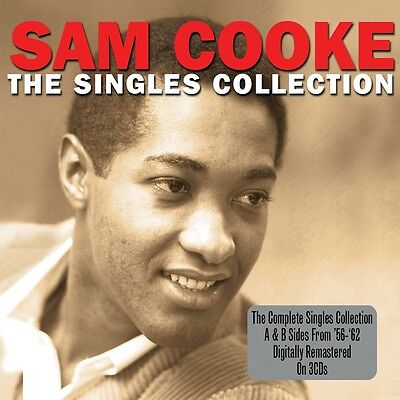 £6.54 • Buy Sam Cooke THE SINGLES COLLECTION Best Of 55 Essential Songs NEW SEALED 3 CD