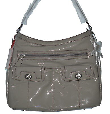 Il Tutto Katie Taup Luxury Baby Changing Nappy Bag Mummy Bag NWT • 29.70£