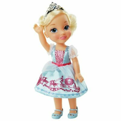 Disney Girls Cinderella Bundle Includes Wig, Doll, Wedding Tiara & Wand • 26.99£