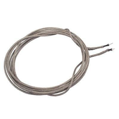 £6.65 • Buy Shielded Single Conductor Guitar Circuit Wire Hookup Wire 22 AWG Guitar Part