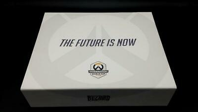 AU267.04 • Buy Overwatch Origins World Cup Box Set PC PS4 And Xbox ONE Visual Sourcebook