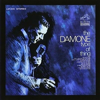 £12.47 • Buy Vic Damone - The Damone Type Of Thing [New CD] Manufactured On Demand