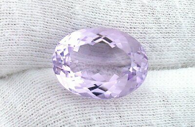 $30.98 • Buy 16x12 16mm X 12mm Oval Brazilian Lilac Quartz Amethyst Gem Stone Gemstone ES4345
