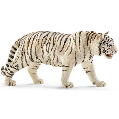£7.99 • Buy Schleich White Tiger Collectable Animal Figure 14732 NEW