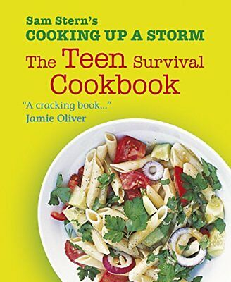 £3.10 • Buy Cooking Up A Storm: The Teen Survival Cookbook,Sam Stern, Susan Stern