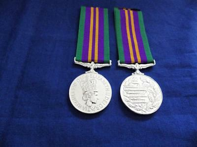 £35.17 • Buy Accumulated Campaign Service Full Size Medal Post 2011 ( Acsm )