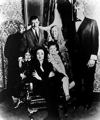 $ CDN19.79 • Buy Addams Family Tv Poster Bw 24in X36in