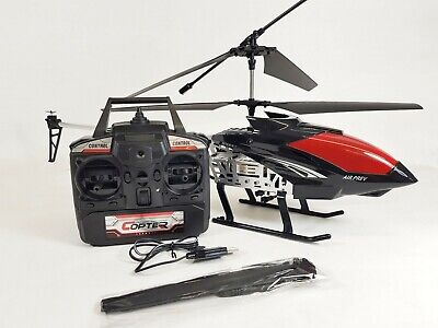 £274.99 • Buy Large Kids Toy Model Volitation Rc Radio Remote Control Helicopter Large Outdoor