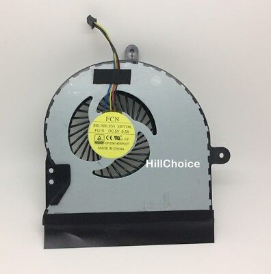 AU25.31 • Buy New GPU Cooling Fan For Asus ROG G751JY G751ROG G751JT G751JZ DFS561405PL0T FG15