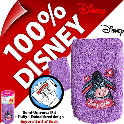 £3.97 • Buy Disney Eeyore Mobile Phone MP3 Sock Case Pouch Cover For IPhone 5 5S 5C SE