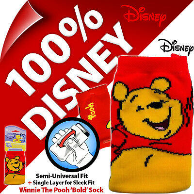 $6.53 • Buy Disney Winnie The Pooh Mobile Phone MP3 Sock Case Cover For IPhone 5 5S 5C SE