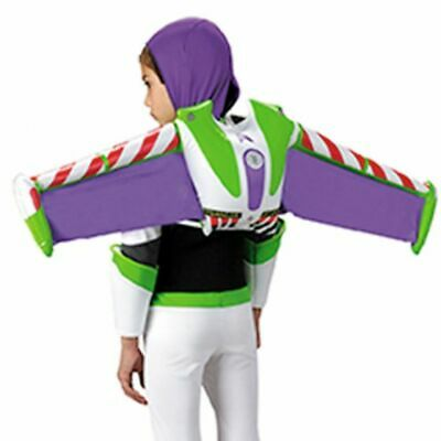 £9.17 • Buy Disney's Toy Story Buzz Lightyear Child Inflatable Jet Pack Costume Accessory